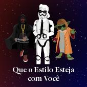 Star Wars: Que o Estilo Esteja com Você